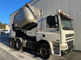kipper vrachtwagen > 7.5 t DAF CF 430 Manual spring suspsension 2003