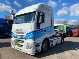 standaard trekker Iveco Stralis 420 EURO 5 ECO HI-WAY 2013