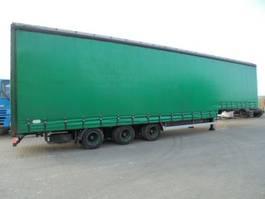 semi dieplader oplegger Pacton Jumbo - Semie - APK Slidingroof - Schiebedach - 31730 kg lvm 2003