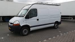 gesloten bestelwagen Renault Master