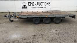 autotransporter aanhangwagen Euro trailer 2000LB 2001