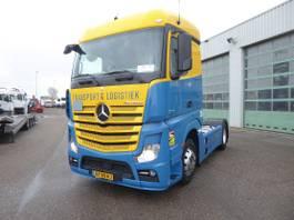 standaard trekker Mercedes-Benz Actros 1843 LS. Euro 6, TUV 07/2021, 1L775583 2013