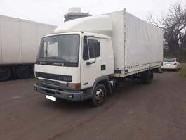 platform vrachtwagen DAF FA 45.160 4X2 stake body 1998