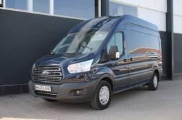 gesloten bestelwagen Ford Transit 350 2.0 TDCI 170PK Automaat L3H3 Dubbele Schuifdeur - Airco - Navi - Cru... 2017