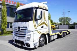 autotransporter vrachtwagen Mercedes-Benz Actros 2542 , E6 , 6X2 , MEGA , steer / lift axle , , NEW BODY 2016