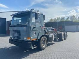 chassis cabine vrachtwagen Volvo FL10-320 6 X 4 1998