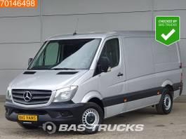 gesloten bestelwagen Mercedes-Benz Sprinter 316 CDI Automaat L2H1 Airco 9m3 A/C 2016