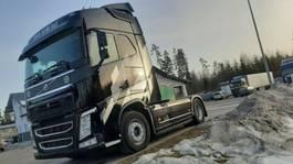 standaard trekker Volvo FH 500 Globe 2xTanks / Leasing 2015