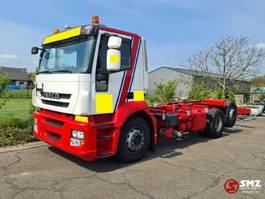 overige vrachtwagens Iveco Stralis 420 intarder steering axleADR 2009