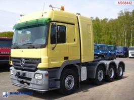 overige trekkers Mercedes-Benz Actros 4160 8X4 250 ton manual, torque converter 2005