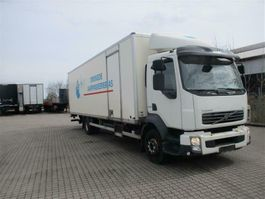 bakwagen vrachtwagen Volvo FL240 2011