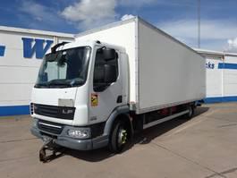 bakwagen vrachtwagen DAF LF 45 - 180 L - EEV - MOTOR DEFECT