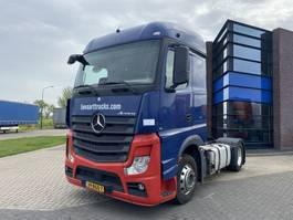 standaard trekker Mercedes-Benz Actros 1840 / Streamspace / 524.000 KM / Euro 6 / NL Truck 2016
