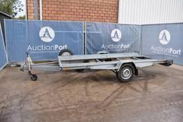 autotransporter aanhangwagen 1300kg 2010