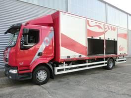 bakwagen vrachtwagen Renault Midlum 220 DXi 4x2 Midlum 220 DXi 4x2Getränkekoffer TÜV:2019 2009