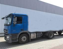 chassis cabine vrachtwagen Mercedes-Benz Actros 1841 1841L 4x2 1841L 4x2,Chassis mit Retarder 2009
