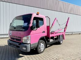containersysteem vrachtwagen Mitsubishi Canter Fuso 7C15 4x2 Canter Fuso 7C15 4x2 Klima 2009