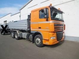 kipper vrachtwagen > 7.5 t DAF XF 460 6x4 Hydroaxle XF 460 6x4 Hydroaxle, Schwarzmüller Alu, Retarder 2014