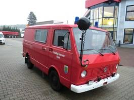 ambulance bedrijfswagen Volkswagen LT 31 TSF NSW 1985