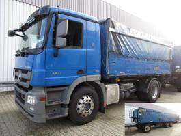 kipper vrachtwagen > 7.5 t Mercedes-Benz Actros 1841 1841L 4x2 1841L 4x2 Lück Getreidekipper, Retarder, MP3, 2x VORH.! 2009