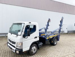 containersysteem vrachtwagen Mitsubishi Canter Fuso 7C15 4x2 Canter Fuso 7C15 4x2, EEV, Tele-Absetzer 2014