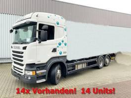 chassis cabine vrachtwagen Scania R450 LB 6x2-4 R450 LB 6x2-4, Retarder, Lift-/Lenkachse, 14x Vorhanden! 2014