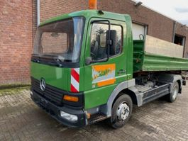 kipper vrachtwagen > 7.5 t Mercedes-Benz Atego 815 K 4x2 Atego 815 K 4x2 Schwingsitz 1999