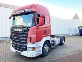standaard trekker Scania R440 LA 4x2 R 440 LA 4x2 Standheizung/Klima 2011