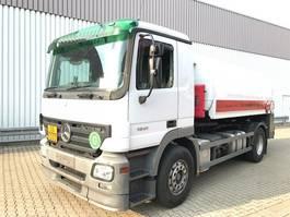 tankwagen vrachtwagen Mercedes-Benz Actros 1841 L 4x2 Actros 1841 L 4x2 Telligent-Schaltautomatik II 2004
