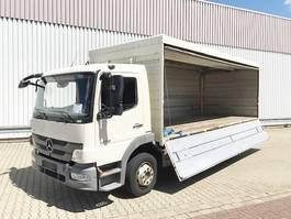 bakwagen vrachtwagen Mercedes-Benz Atego 1218 4x2 Atego 1218 4x2 Getränkewagen 2012