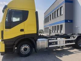chassis cabine vrachtwagen Iveco Stralis 480 Stralis 6x2 Autom./Klima/Tempomat 2014