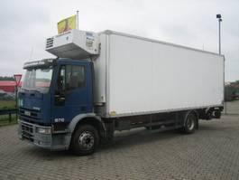 overige vrachtwagens Iveco EuroCargo 150 150E27 4x2 EuroCargo 150 E 27 7,4 m Kühlkoffer/LBW, Thermoking -25 C 2000