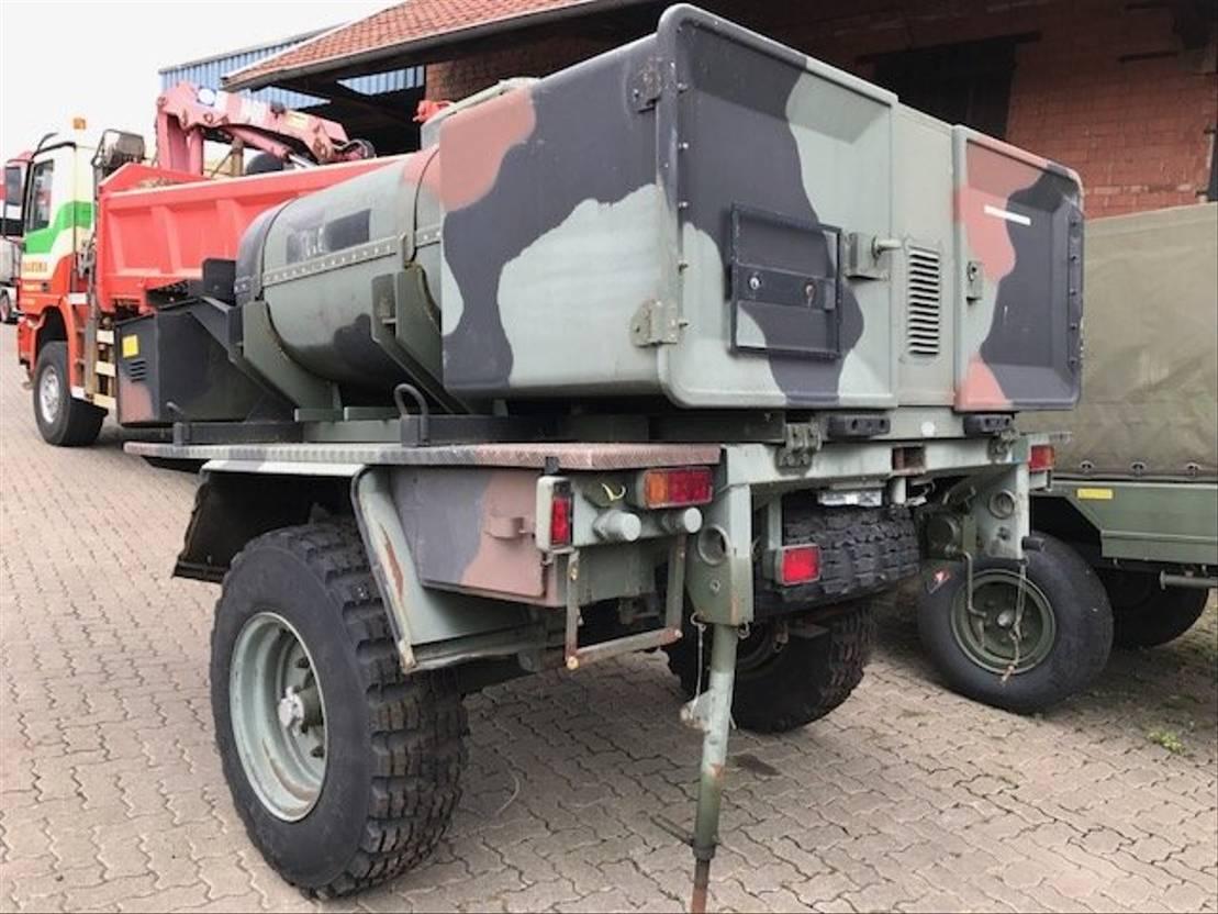 overige aanhangwagen Kögel AHW Wassertank-Anhänger AHW Wassertank-Anhänger 1994