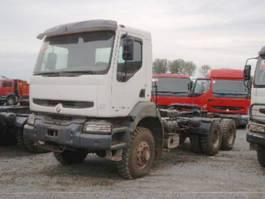 standaard trekker Renault Kerax 350 .34 6x6 Kerax 350.34 6x6 2001