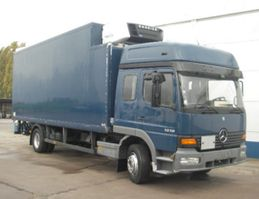 overige vrachtwagens Mercedes-Benz Atego 1218 1218L 4x2 Standheizung/Klima/Tempomat/eFH. 2003
