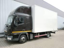 bakwagen vrachtwagen Iveco EuroCargo 75 E 17/4x2 EuroCargo 75 E 17/4x2, 6x VORHANDEN! 2006
