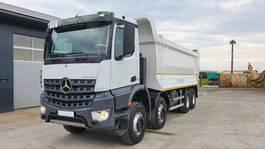 kipper vrachtwagen > 7.5 t Mercedes-Benz Arocs 4142 8x4 Klima/Tempomat/eFH./Radio 2016
