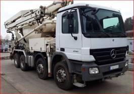 betonpomp vrachtwagen Mercedes-Benz Actros 4141 B 8x4/4 Actros 4141 B 8x4/4, Putzmeister Betonpumpe ca. 26m, Fahrmischer... 2009