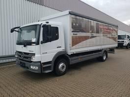 platform vrachtwagen Mercedes-Benz Atego 1218 4x2 Atego 1218 4x2 Sitzhzg./R-CD/eFH. 2013