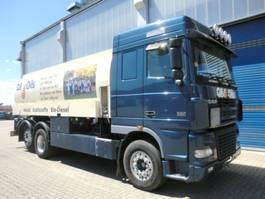 tankwagen vrachtwagen DAF XF 95 6x2 Standheizung/Autom./Klima/Tempomat 2005