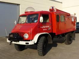 overige bedrijfswagens Mercedes-Benz Unimog S 404 4x4 S404 4x4, Feuerwehr 1960