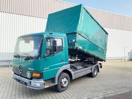 kipper vrachtwagen > 7.5 t Mercedes-Benz Atego 815 K 4x2 Atego 815 K 4x2 Getreidekipper 1999