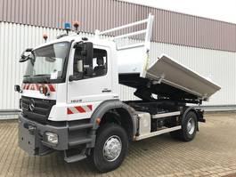 kipper vrachtwagen > 7.5 t Mercedes-Benz Axor 1829 /33 AK 4x4 Axor 1829/ 33 AK 4x4 Winterdienst, Bordmatik, 4x VORHANDEN 2008