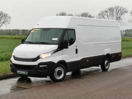 gesloten bestelwagen Iveco Daily 35 S16 l3h2 maxi hi-matic 2018
