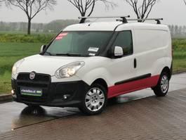 gesloten bestelwagen Fiat Doblo 2011