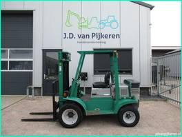 vorkheftruck PFD15A 1.5t Kubota diesel sideshift + 4xhydrauliek 2002