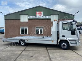 autotransporter vrachtwagen Iveco 75E17 Oprijwagen | Manual | 231 098km | Winch 2004