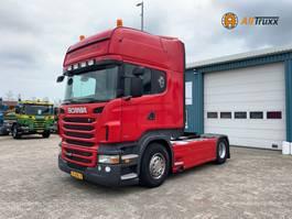 standaard trekker Scania R480 Euro 6 Retarder NL truck 2013