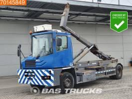 containersysteem vrachtwagen MOL CM200 4X2 NL-Machine Terberg Big-Axle Terminal Hooklift 2005