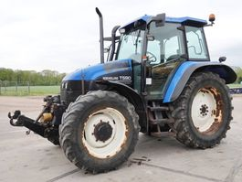 standaard tractor landbouw New Holland TS90 - Excellent Working Condition / CE 2003
